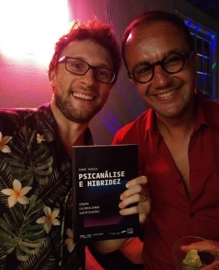 Lançamento do livro Psicanálise e Hibridez